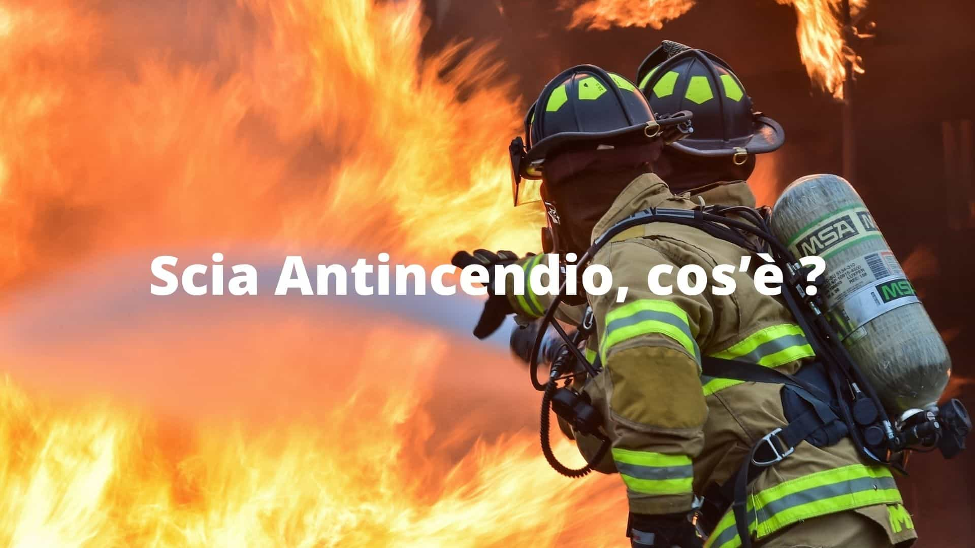 Scia Antincendio